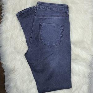 Topshop moto Jaime jeans skinny 28/30 blue gray